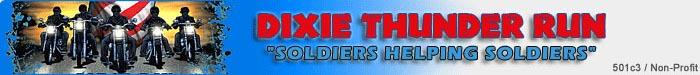 Dixie Thunder Run logo